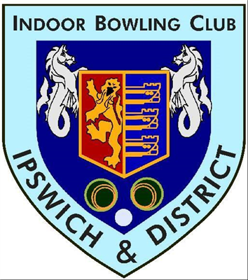 Ipswich & District Indoor Bowling Club Logo